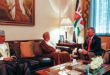 King Abdullah of Jordan Expresses Appreciation for Sultanate's Efforts in Mediating Regional Conflicts