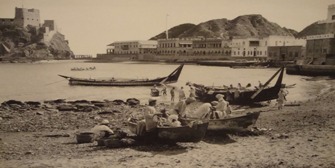 Cholera in Oman: Epidemics of the Nineteenth and Early Twentieth Centuries