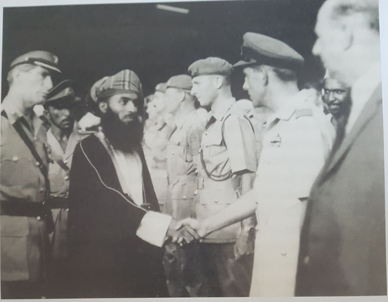 Photo of Father of Oman