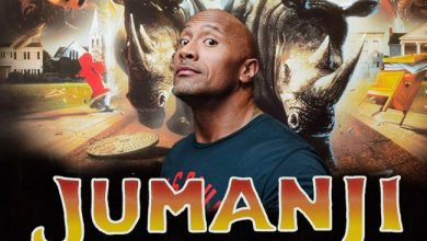 Photo of Jumanji Maintains Number One Spot for Second Week Running