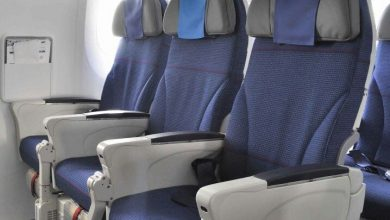 Photo of Why are aircraft seats sometimes not aligned with windows?