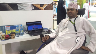 Photo of Omani establishes successful online forum after accident changed his life