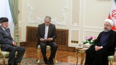 Photo of Rouhani says Iran wants to develop relations with Oman across a numberof fields