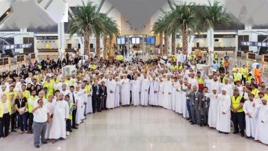 Photo of Oman Airports pleased with first day of operations at new passenger terminal