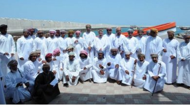 Photo of Omani company finances purchase of fishing boats in Sur