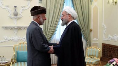 Photo of Iranian President receives Omani Minister Responsible for Foreign Affairs