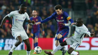 Photo of Barcelona beat Chelsea to advance to Champions League quarter final