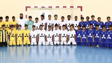 Photo of Z-Corp extends support to Oman Handball Association to organise school championship