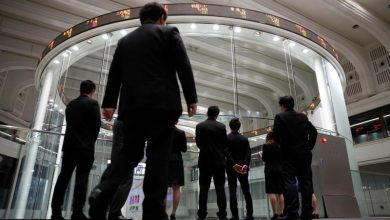 Photo of Asia shares rally to ease inflation fears