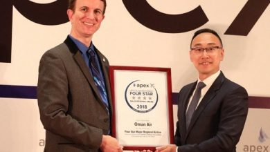 Photo of Oman Air wins regional award