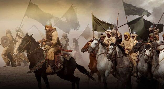 Photo of العُماني الذي قاد المهاجرين والأنصار في حرب الغساسنة