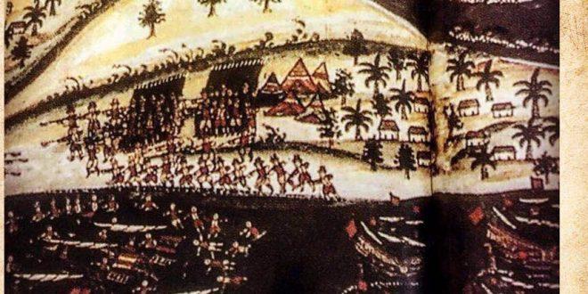 مذبحة الأبرياء في مسقط والرد المفحم للإمام سيف بن سلطان على القائد البرتغالي المجرم