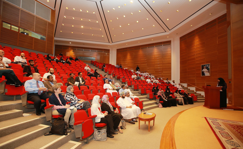 Photo of حلقة عمل لتعزيز ثقافة البحث والابتكار في جامعة السلطان قابوس