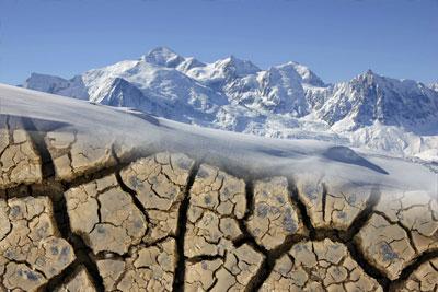 """Photo of بروفيسور لـ""""أثير"""":لا يوجد عصر جليدي جديد ..وهذه توقعات التغير المناخي على السلطنة والخليج"""