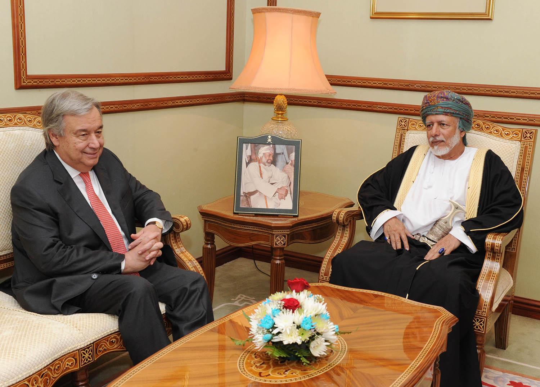 Photo of ماذا قال أمين عام الأمم المتحدة عن زيارته للسلطنة؟