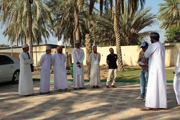 "Photo of ختام معسكر ""لمة وهمة"" التطوعي"