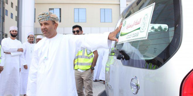شركة عمانية تدشن قافلة العطاء.. تعرف عليها