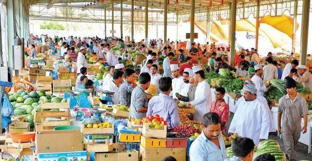 السلطنة والإمارات تتفقان على آليات تصدير الخضروات والفواكه واستيرادها