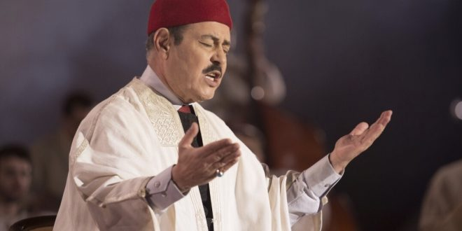 لطفي بوشناق ومحمد ثروت بدار الأوبرا السلطانية