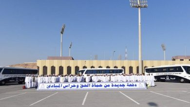 Photo of استمرارا في عملية التوظيف: الشرطة تنهي إجراءات دفعة جديدة من المواطنين