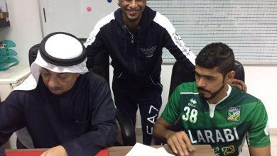 Photo of لاعب منتخبنا الوطني يوقع مع ناد كويتي