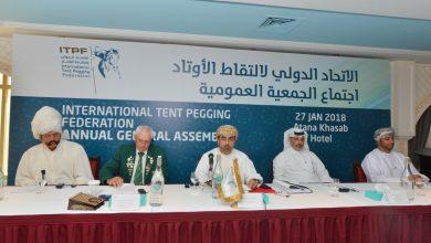 Photo of بالتزكية: عماني رئيسا للاتحاد الدولي لالتقاط الأوتاد