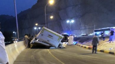 Photo of وفاة وإصابات: حادث تدهور لحافلة في قنتب والشرطة توضح