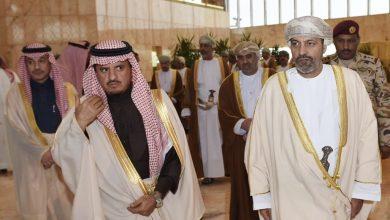 Photo of وزير الداخلية يعود للسلطنة