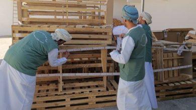 Photo of ضبطية جديدة بالصور: يحوِّلون أخشابًا مستعملة إلى أثاث جديد