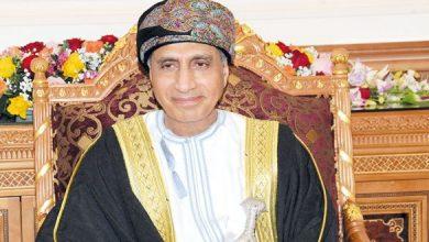 Photo of السيد فهد يستقبل مسؤولا قطريا