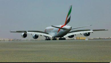 Photo of مطار مسقط الدولي جاهز لاستقبال أقصر رحلة طيران للطائرة العملاقة A380