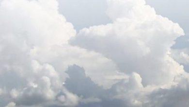 Photo of استمرار تدفق السحب وفرص لأمطار متفرقة