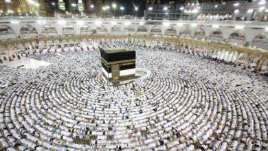 Photo of دخول جميع الحجاج العمانيين القادمين برًا للأراضي المقدسة