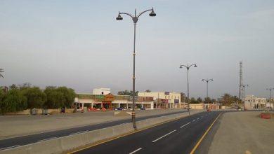 Photo of افتتاح طريق جديد في شناص