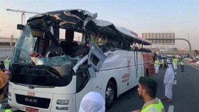 Photo of سفارتنا في أبوظبي توضح حول الحكم الصادر على سائق حافلة مواصلات