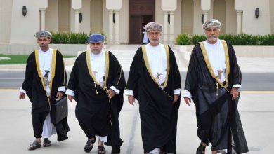Photo of مبعوث من جلالة السلطان يتوجه إلى السعودية