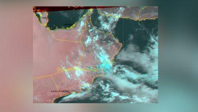 Photo of توقعات بأمطار رعدية على جبال الحجر