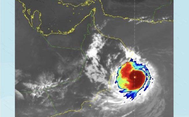 رسميًا: هيكا تتحول إلى إعصار - صحيفة أثير الإلكترونية
