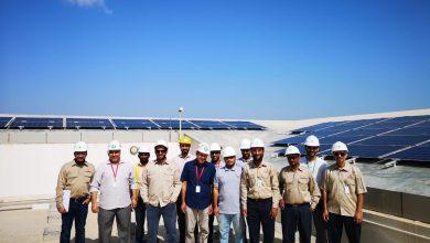 """Photo of طلبات متزايدة على توصيل أنظمة الطاقة الشمسية و """"مسقط لتوزيع الكهرباء"""" تبدأ بـ 16 مشترِكًا"""