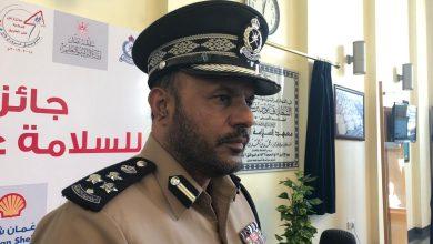 Photo of مدير عام المرور: السلطنة من ضمن أفضل الدول في التقليل من عدد الحوادث وإصاباتها