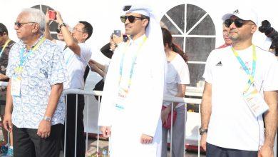 Photo of خالد بن حمد: نعمل على إعداد رؤى مستقبلية لحصد الميداليات