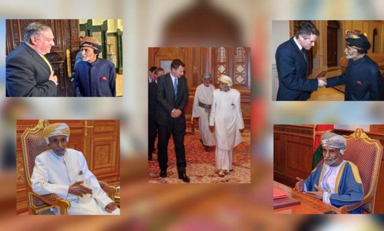 Photo of شاهد الإطلالات البهية لجلالة السلطان خلال 2019