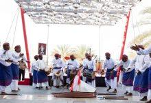 Photo of موظفو بنك مسقط يحتفلون بالعيد الوطني الـ 49 المجيد