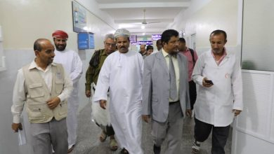 Photo of وفد عماني يزور محافظة المهرة