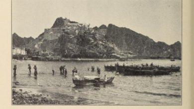 Photo of تفاصيل عن مسقط في رحلة روتشنبرغر 1835