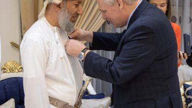 Photo of ملك بلجيكا يمنح وسامًا لدبلوماسي عماني