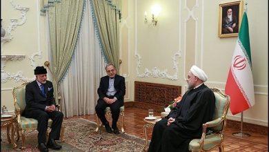 Photo of الرئيس الإيراني يستقبل بن علوي