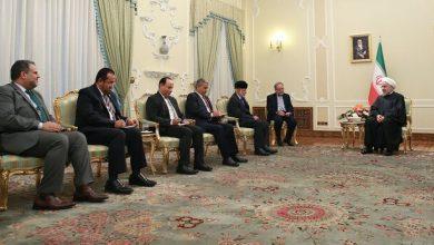 Photo of حسن روحاني: حراك ملحوظ في العلاقات الاقتصادية بين إيران وعمان