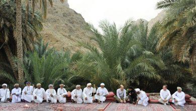 Photo of الأمير وليام يزور وادي العربيين