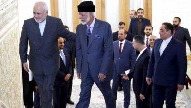 Photo of بن علوي يصل إلى طهران
